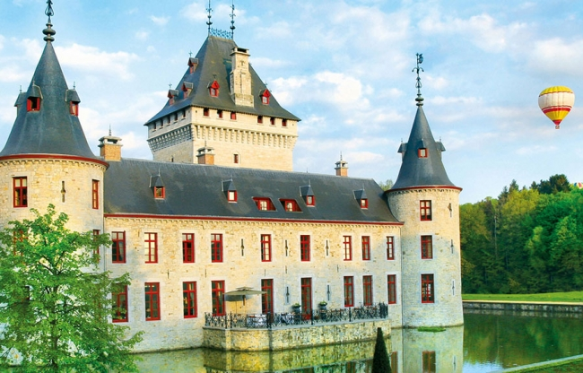 België Toerisme voor Wallonië Ardennen