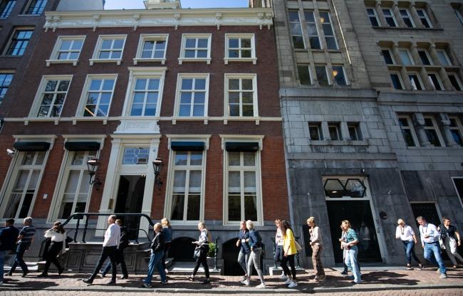 Première Unique Tour d'Amsterdam
