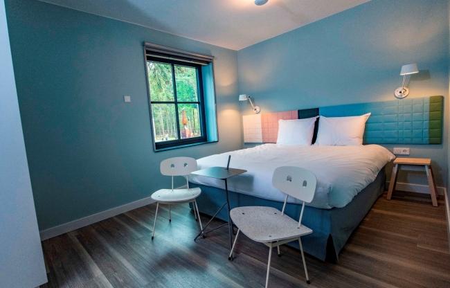 Kapellerput Design Deluxe hotelkamer