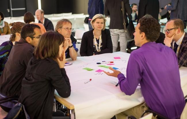 Tafellakensessies - samen kansen vertalen in plannen