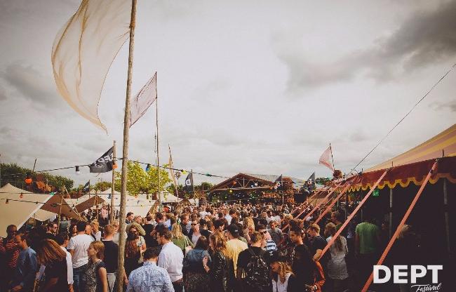 Festival corporate event