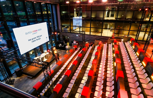 Beeld en Geluid Atrium Awardshow