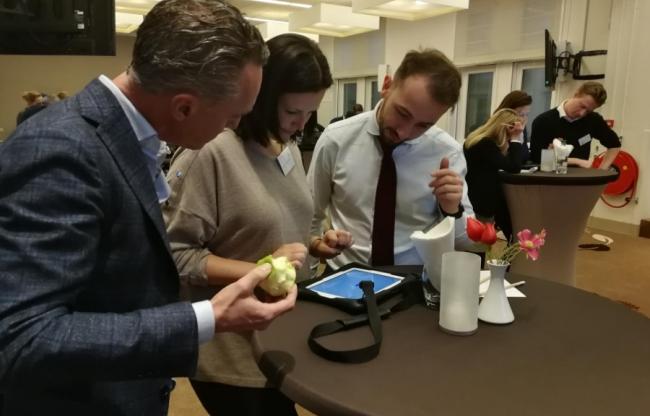 De i-Challenge voegt fun en inhoud toe aan je zakelijke bijeenkomst