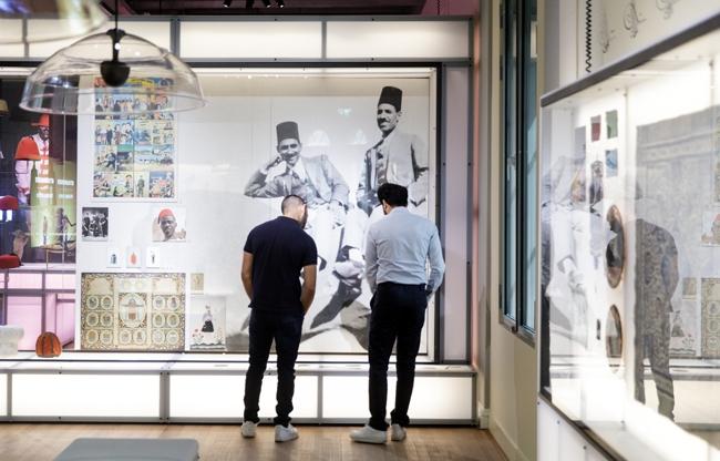 Wereldmuseum Rotterdam is vernieuwd: de wereld aan je voeten