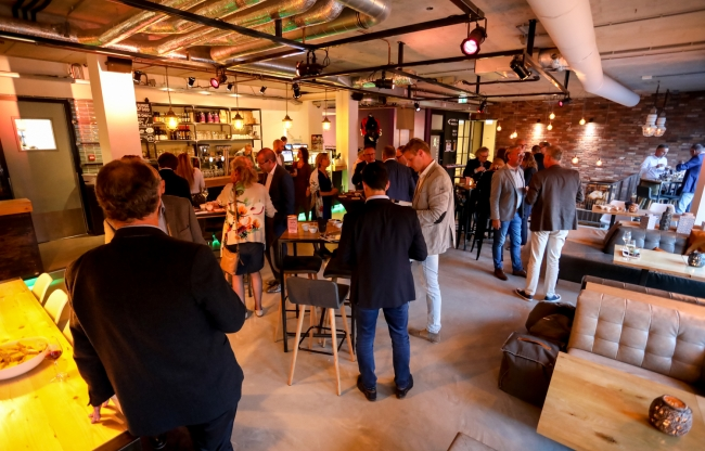 Masters of LXRY 2017 - RAI Amsterdam - M21 Restaurant