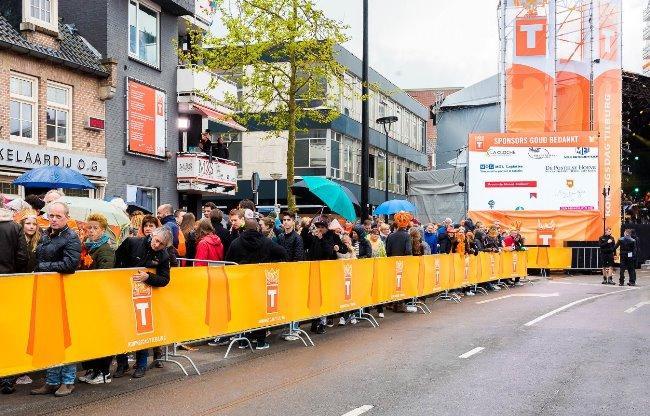 Allfence biedt kennis en ervaring in crowd management