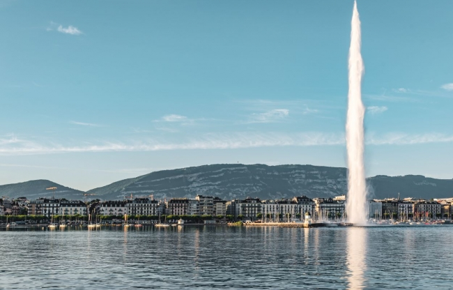 Geneve ©Zwitserland Toerisme