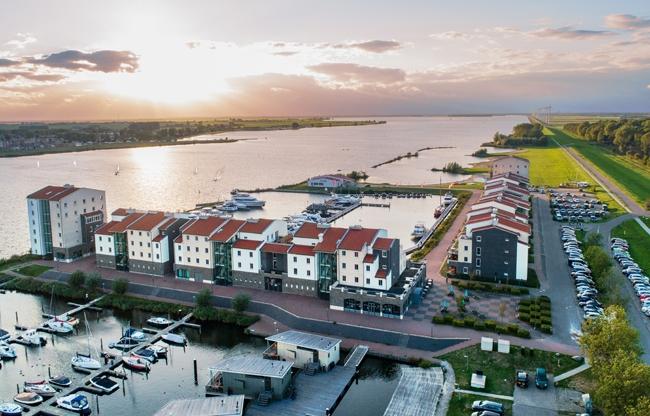 Marina Waterfront Suites – bij Center Parcs De Eemhof