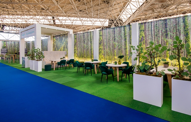 Building Holland 2019 - ABN Amro Lounge