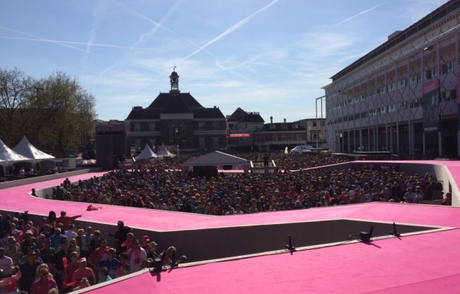 Giro d'Italia Grande Partenza - Provincie Gelderland Jovo Management