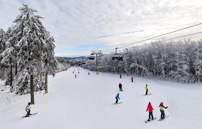 Skiën – bij Center Parcs Hochsauerland
