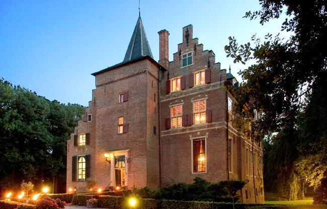 Kasteel Wijenburg: drie kastelen in één