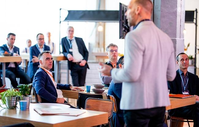 'Van Nelle Fabriek biedt beste oplossing voor live én online'