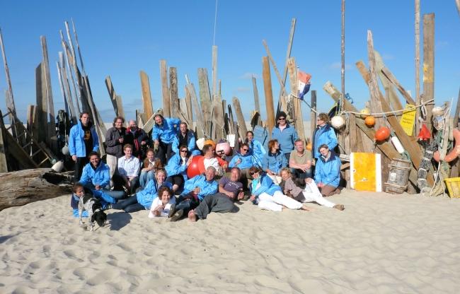 Teamreis met Wadeigenwijz (Vlieland)