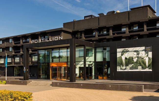 Postillion Hotel Dordrecht Comfort entree