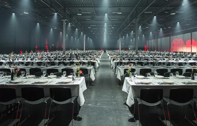 adidas kiest het HEMbrugterrein voor haar halfjaarlijkse Summit