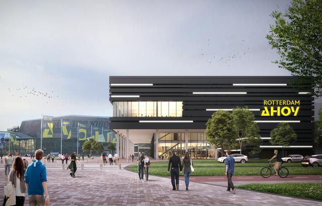 5 vragen aan de architect van Rotterdam Ahoy en Hart van Zuid