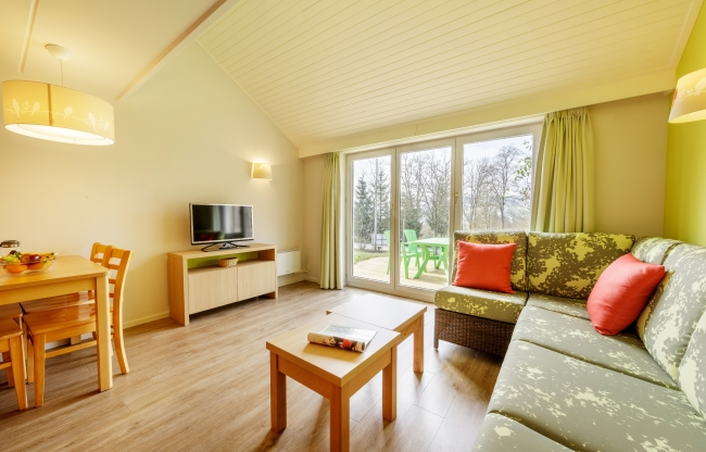 Comfort cottage bij Center Parcs Les Ardennes