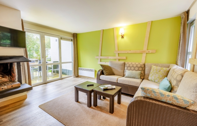 Premium cottage bij Center Parcs Les Ardennes