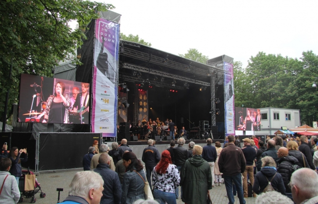Jazz in Juke Town Den Bosch