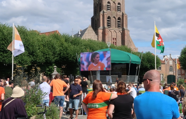 WK Dames voetbal Geertruidenberg