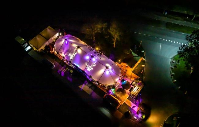 Alphatentevent - Luxury Dream Tent - Evenement
