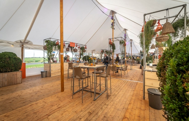 Alphatentevent - Luxury Dream Tent - Eventstyling