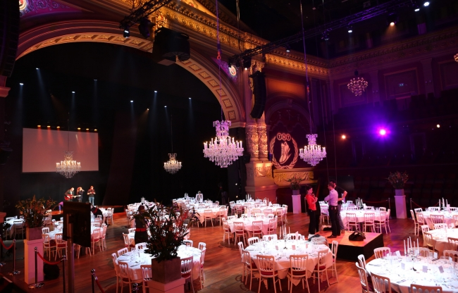 Amplify EventMarketing Evenementenbureau - Gala Awardshow - Theater Carre