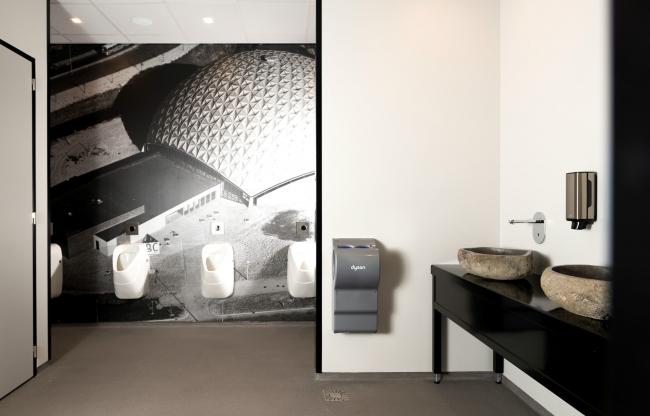 Toiletten Amsterdome