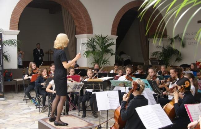 EventCase Archeon: Juniorenorkesten Spektakel