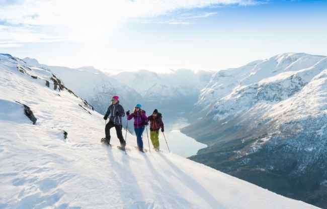 Fjorden, Noorwegen