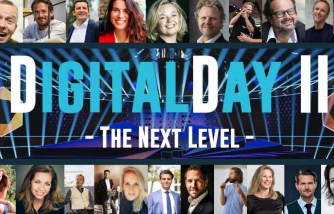 Aanmelden voor DigitalDay II? Het kan nog!