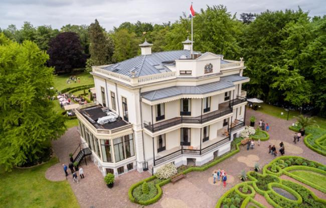 De Amersfoortse over Kasteel De Vanenburg: 'We lossen het altijd samen op'