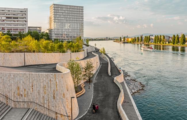 Basel Novartis ©Zwitserland Toerisme Andreas Gerth