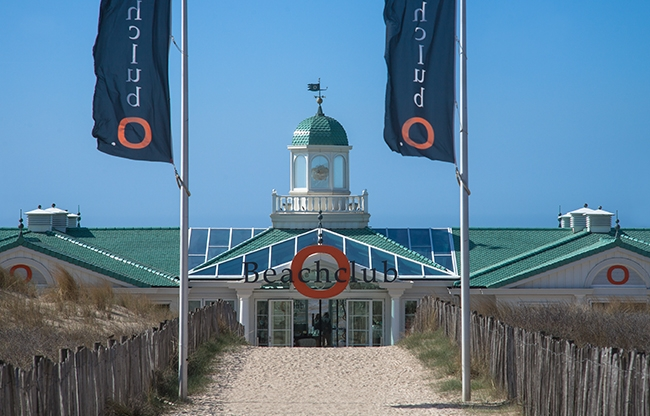 Our own Beachclub
