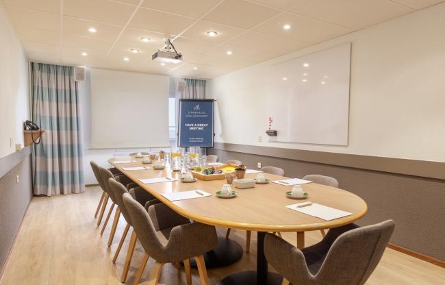 Boardroom bij Business Center Center Parcs Park Zandvoort