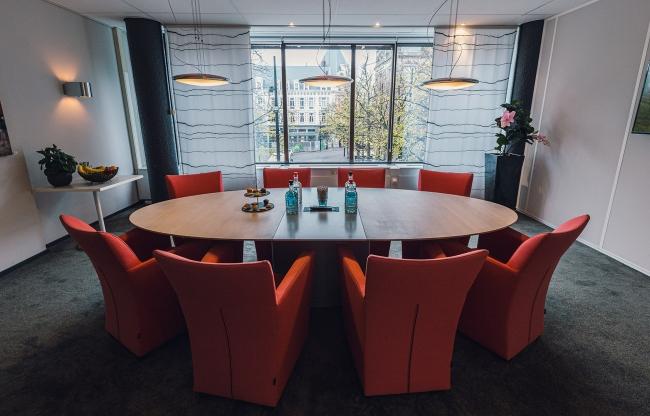 Boardroom Den Haag