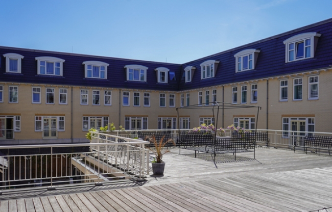 Grand Hotel Ter Duin biedt zakelijke gast ruimte & rust