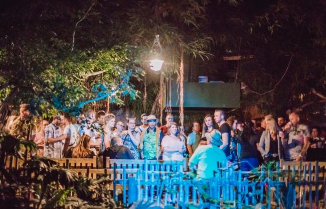 Feestlocatie Jungle Dome bij Center Parcs Het Heijderbos