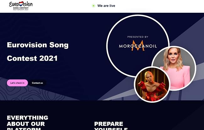 Let's Get Digital bij Eurovisie Songfestival: douze points!
