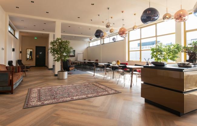 De Karpuzovroom voor trainingen, workshops en presentaties voor kleinere groepen.