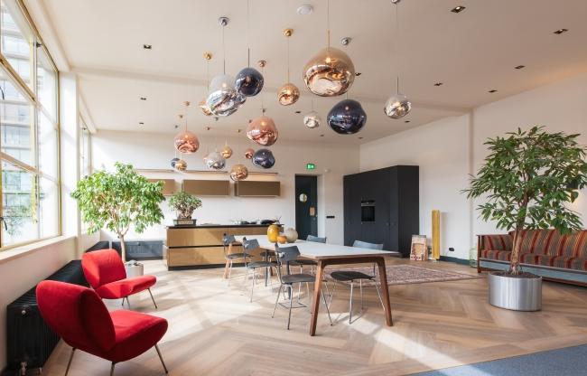 De Karpuzovroom is een grote lichte ruimte met voldoende ventilatiemogelijkheden