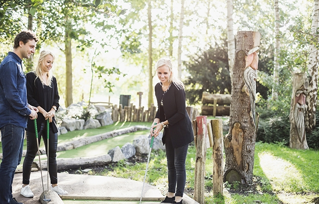 Business meets pleasure op Center Parcs De Eemhof
