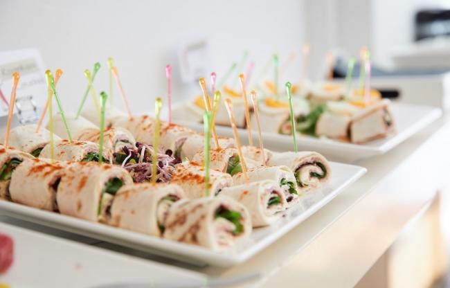 Catering passend bij uw event