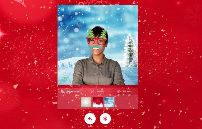 Doitselfie Virtual Photobooth