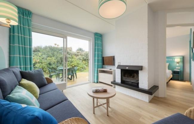 Vernieuwde Comfort cottage bij Center Parcs Park Zandvoort