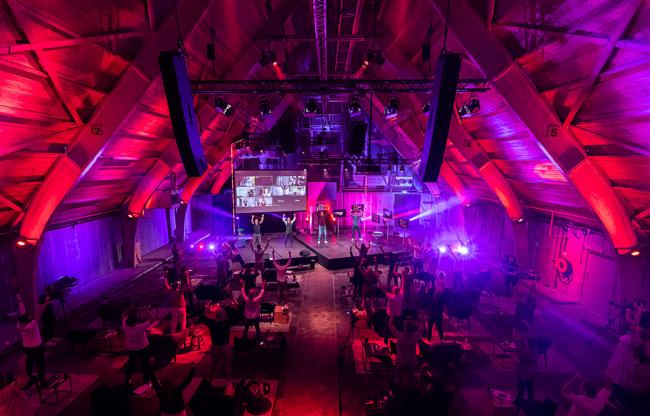 Copraloods - Hybride evenement - Foto: Tom Doms