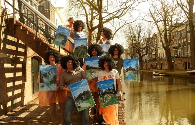 Creatief teamuitje Utrecht