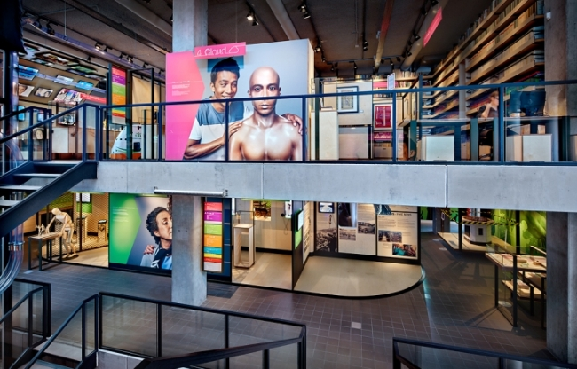 COMM - Herinrichting Museum voor Communicatie