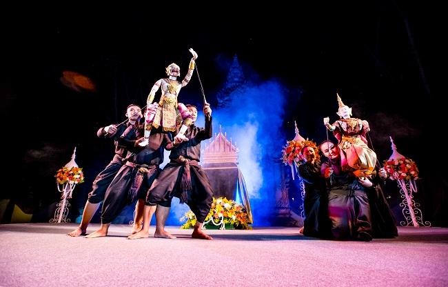 Prachtige gala avond in Chiang Mai, Thailand